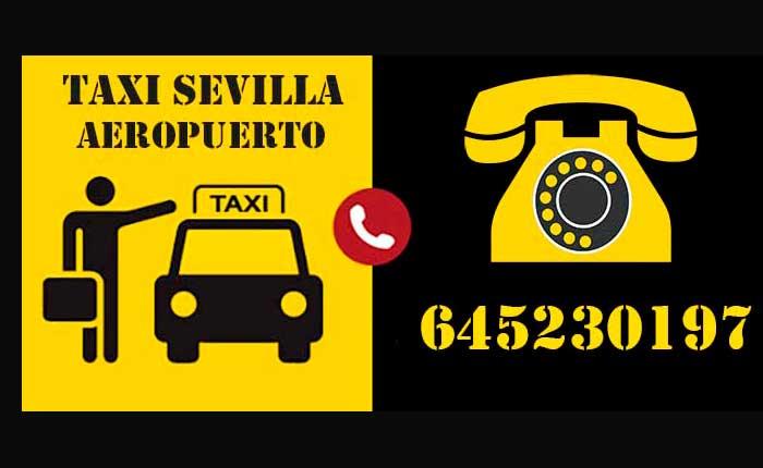 telefono taxi sevilla