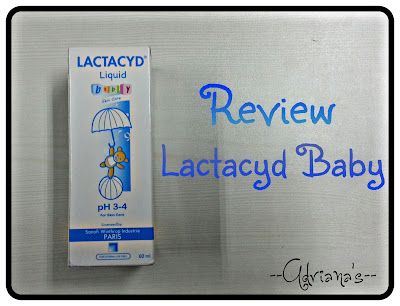 Review Lactacyd Baby: Mengatasi Masalah Kulit Pada Bayi