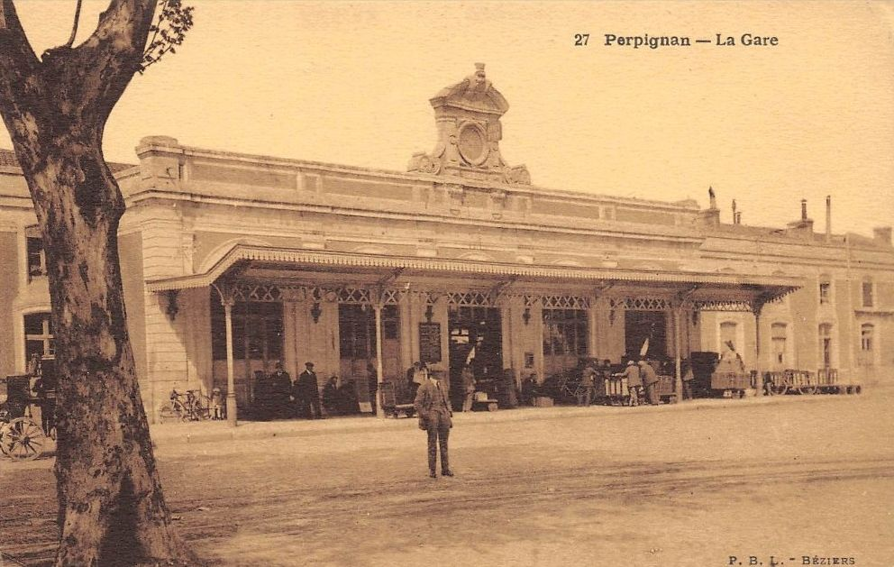 gare pyrénées orientales