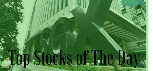 SGX Stock Market Update : Hot Stocks of The Day & Stocks Signals