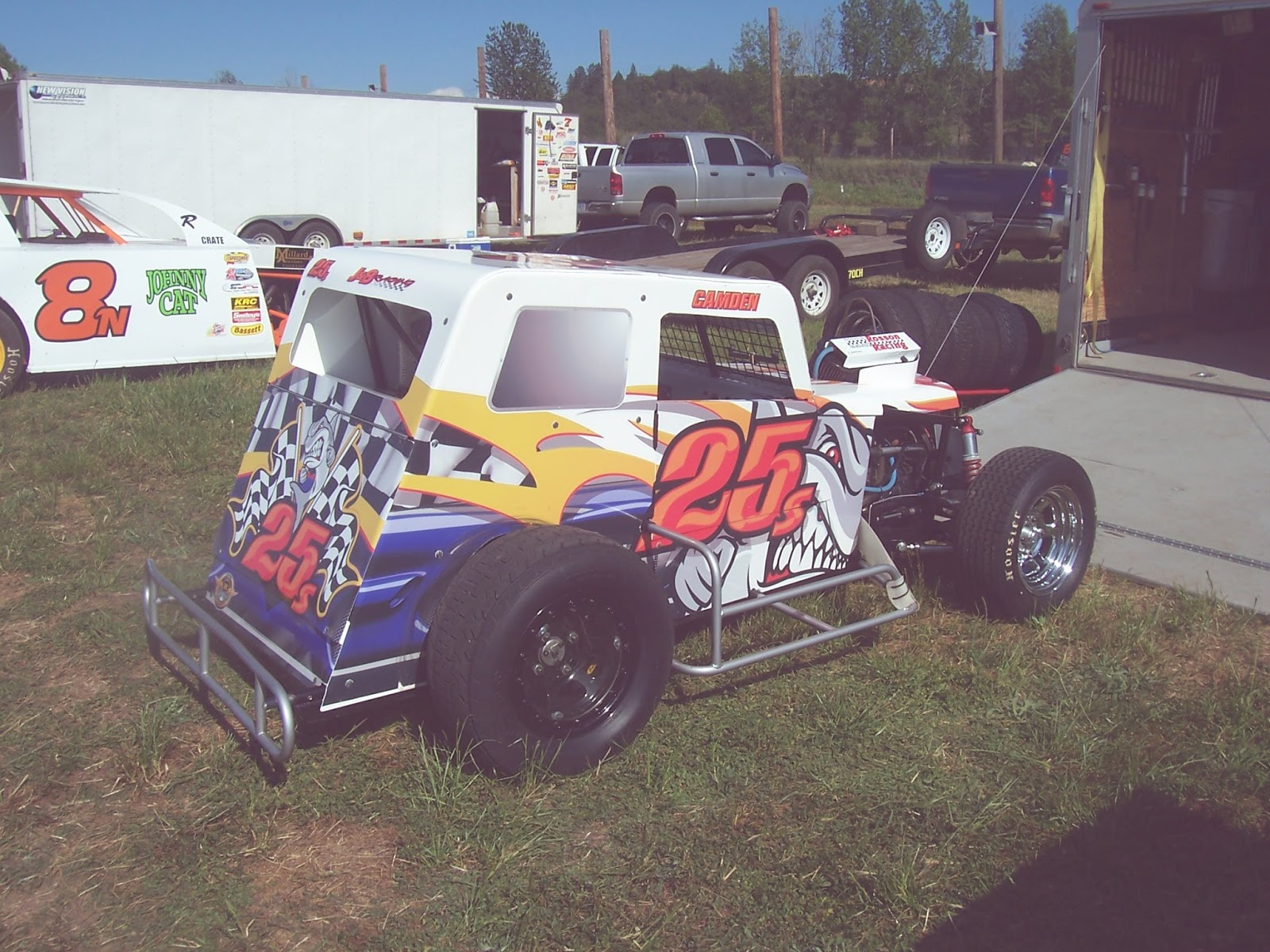 Southern Oregon Speedway News Blog Dwarf Cars Are Coming