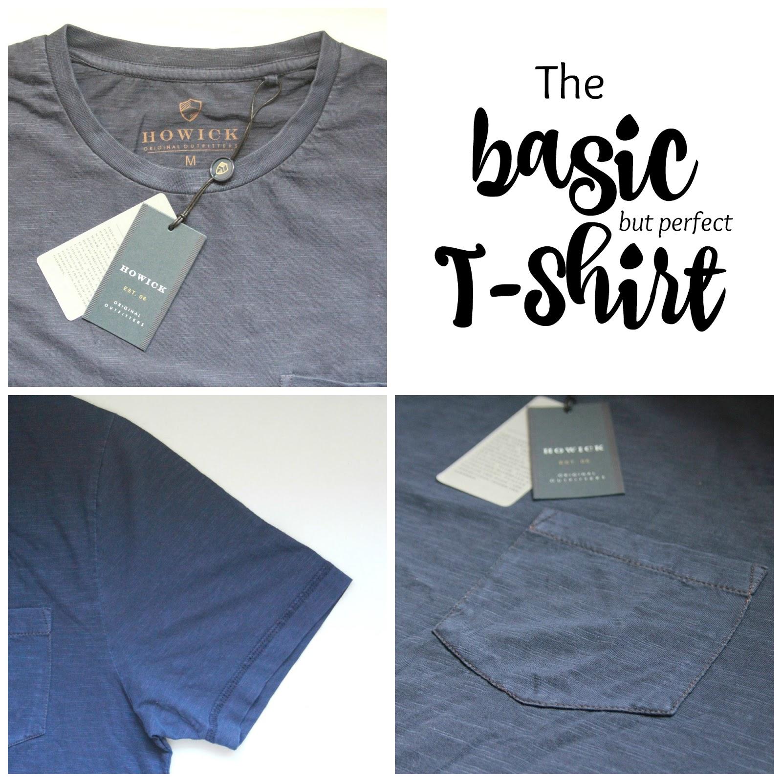 Howick Men's T-shirt