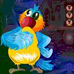 Games4king Blue Parrot Re…