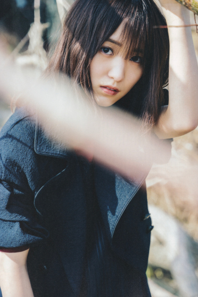 Yuuka Sugai 菅井友香, B.L.T Graph 2020年03月号 Vol.53