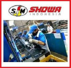 Lowongan Kerja Jobs : Operator Produksi ,STAFF MAINTENANCE, Lulusan Min SMA SMK D3 S1 PT Showa Indonesia Manufacturing