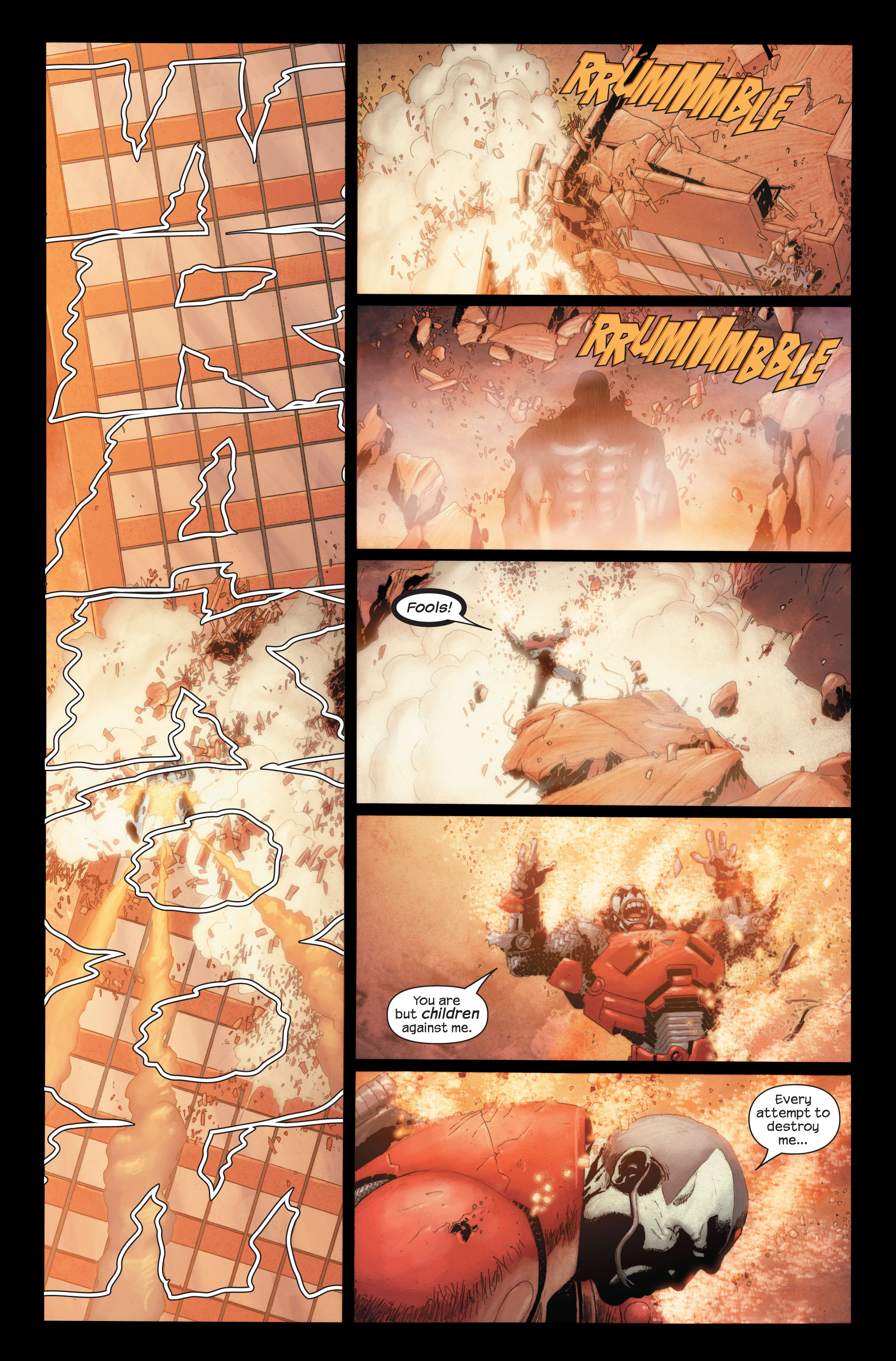 Read online Ultimate X-Men comic -  Issue #91 - 20