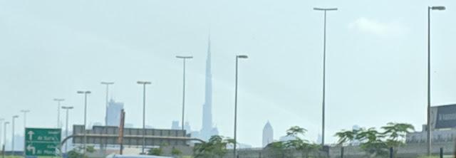 A visit to Burj Khalifa - Dubai