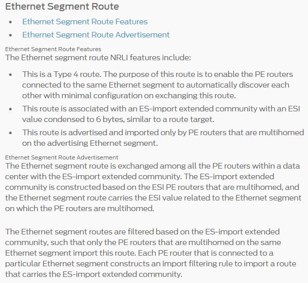 the peering xchange : [a network engineer's blog]: MPLS L2VPN (EVPN