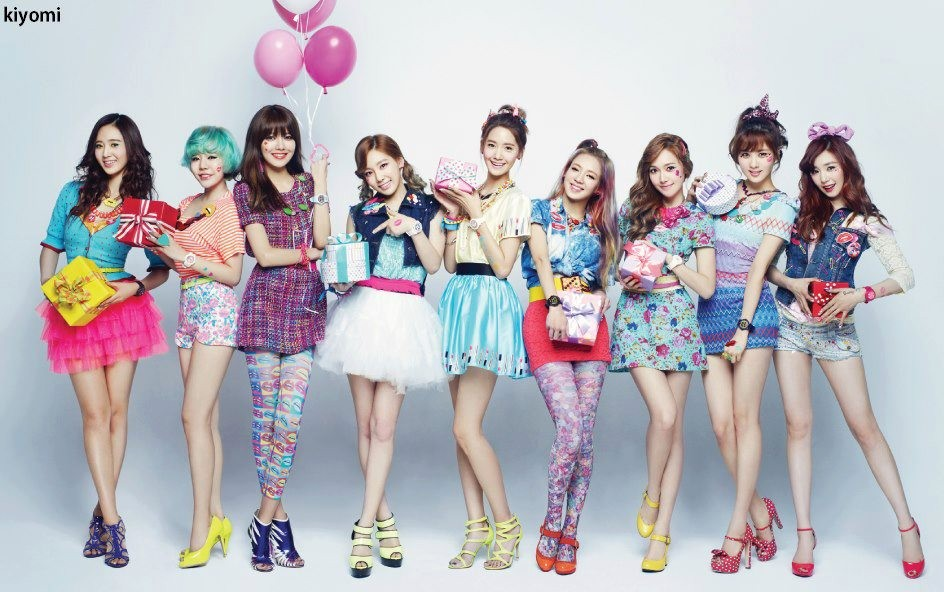 Brankas Video: GIRLS' GENERATION - Beep Beep 少女時代 MV PV ...