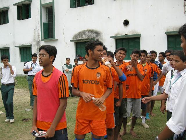 Sourajit Saha At KUEHS 5