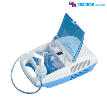 alat bantu pernapasan nebulizer