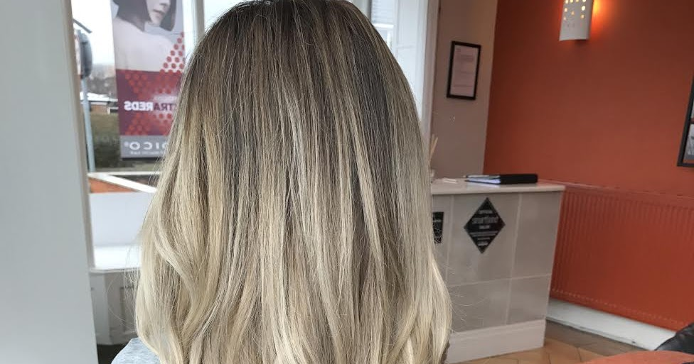 Gold Fever Hair Extensions Review Keratin Bond Extensions Before