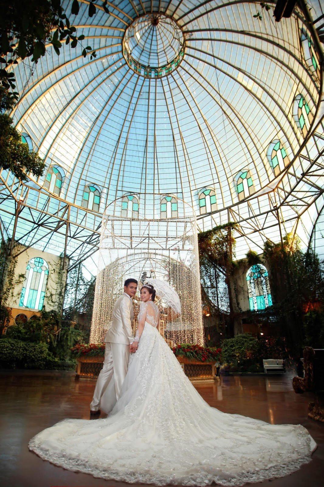 Marvin and Erisa Post Nup | BONG SONON PHOTOGRAPHY