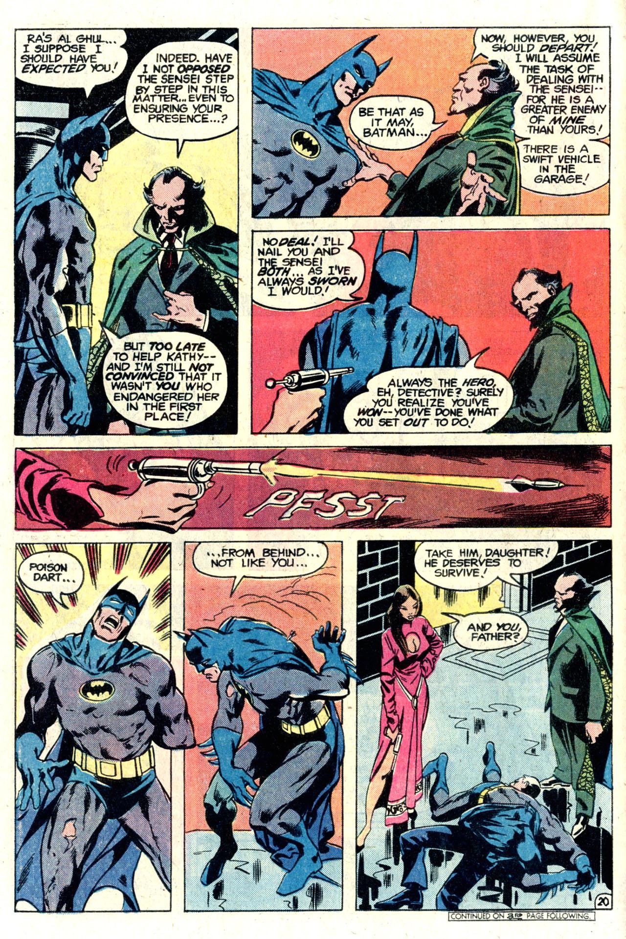 Detective Comics (1937) 490 Page 23