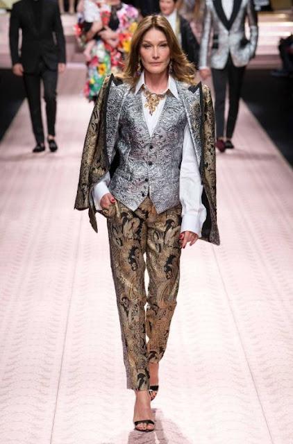 Milan Fashion Week Runway Vibes