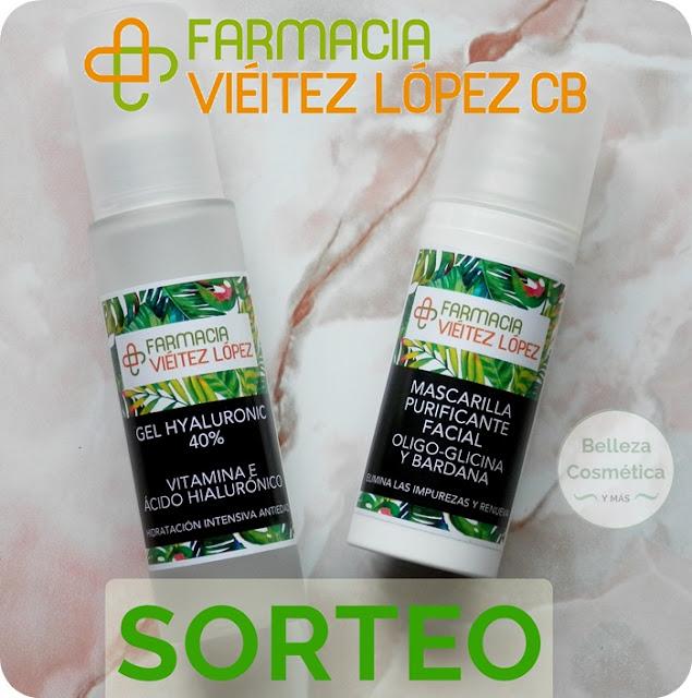 Sorteo Farmacia Viéitez López: Gel hialurónico Mascarilla Purificante