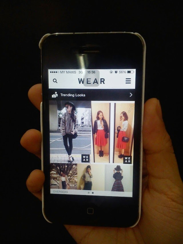 WEAR, Japan's No1 Fashion Mobile App Launched In Malaysia