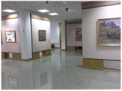Вика Мирошкина - фото с выставки