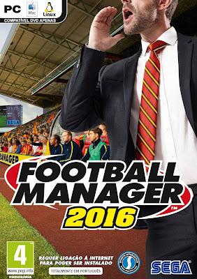 Football Manager 2016 - Completo Download - MEGA
