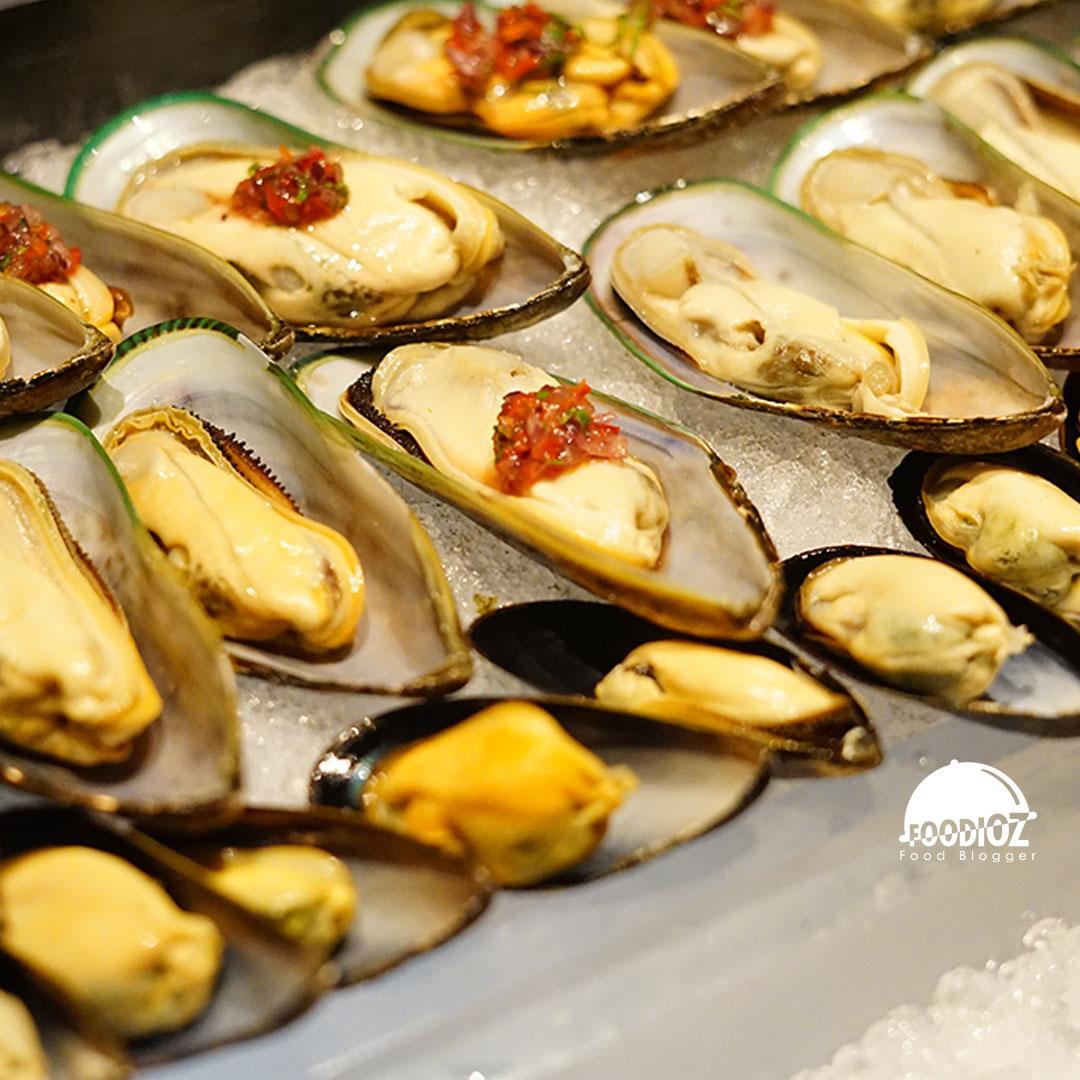 Peruvian canapes seasonal tastes the westin jakarta for Canape jakarta