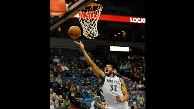 Karl Anthony-Town, Minnesota Timberwolves