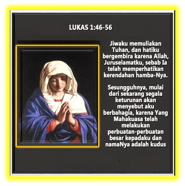 LUKAS 1:46-56