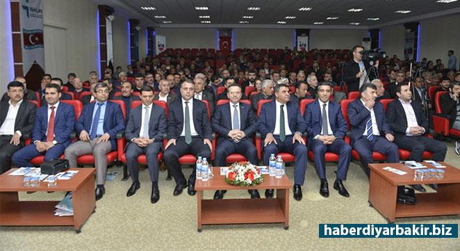 Diyarbakır'da çalışma hayatında milli seferberlik toplantısı yapıldı