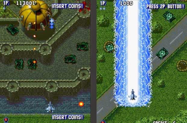 Arcade Maniac Retroinvaders