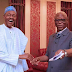 God sent Buhari to save Nigeria  – APC chairman Odigie-Oyegun