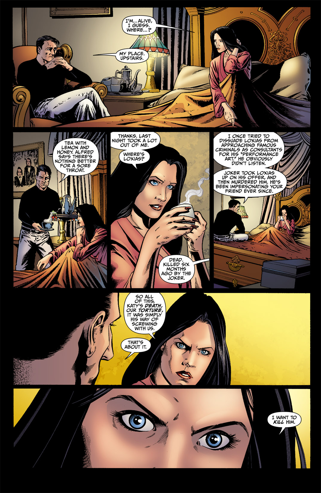 Detective Comics (1937) 834 Page 8