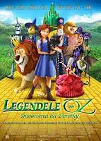 Legendele din Oz  Întoarcerea lui Dorothy audio in romana dublata