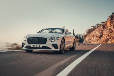 Bentley 2020 Continental GT Convertible Review, Specs, price