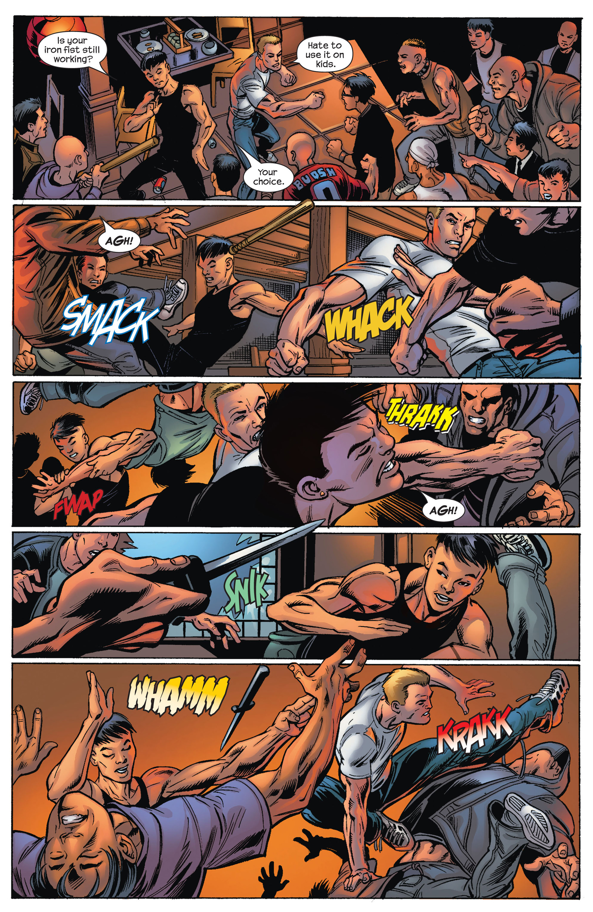 Read online Ultimate Spider-Man (2000) comic -  Issue #81 - 13