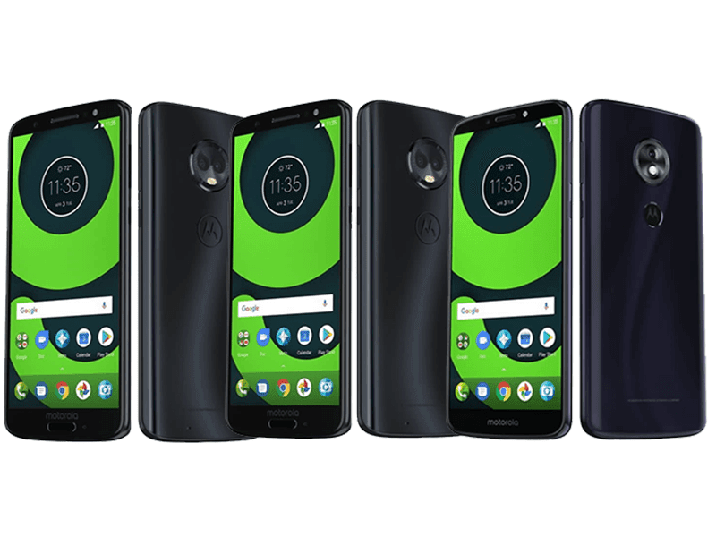 Moto G6, G6 Plus, and G6 Play renders and full specs spotted!