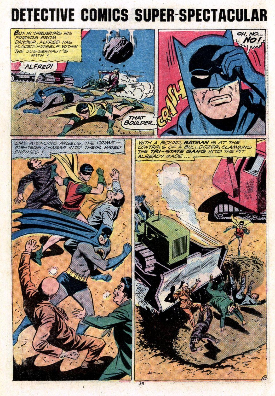 Detective Comics (1937) 438 Page 74