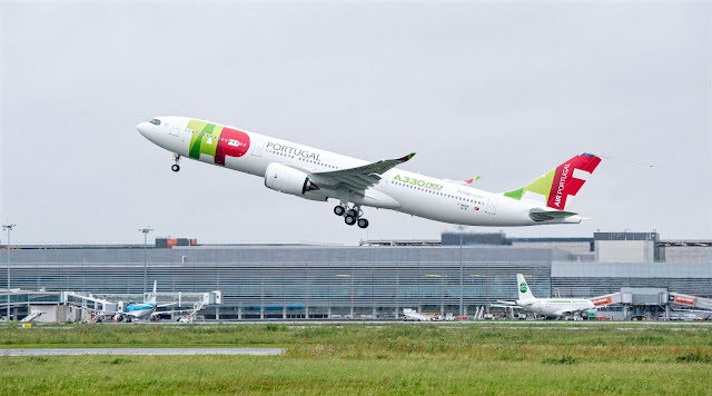 a330neo tap portugal