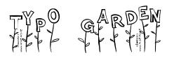 http://www.dafont.com/es/typo-garden-demo.font