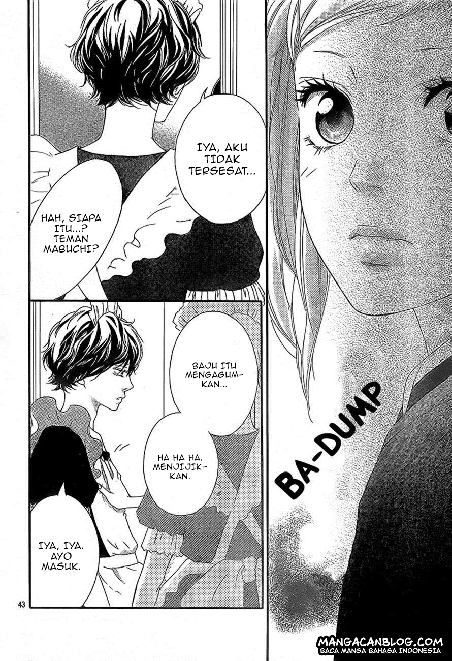 Ao Haru Ride Chapter 19-43