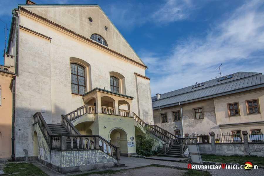 Sinagoga Isaac en Kazimierz, Cracovia