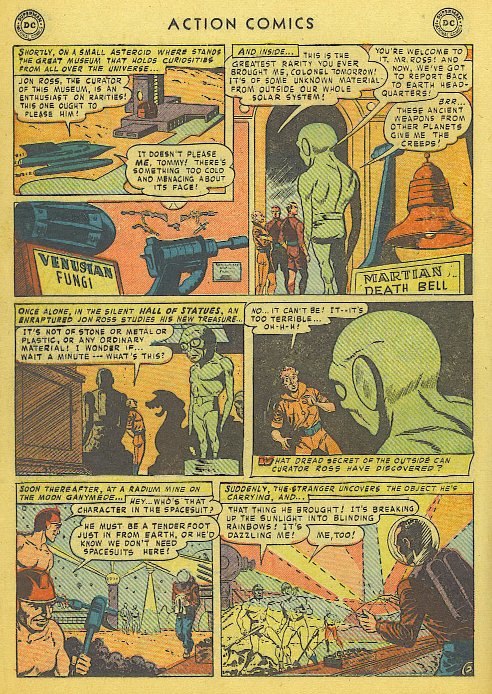 Read online Action Comics (1938) comic -  Issue #175 - 26