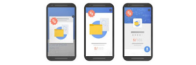 Otimização para celulares - pop-ups nada amigáveis para os usuários.