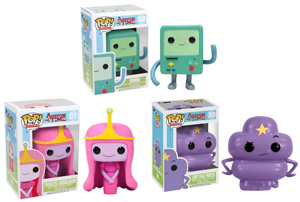 e4f20adb754 The Blot Says...  Adventure Time Pop! Vinyl Figures by Funko