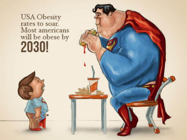 obezitatea scutul nevrotic
