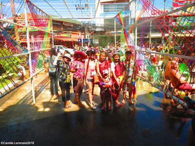 Songkran 2018 on Koh Samui