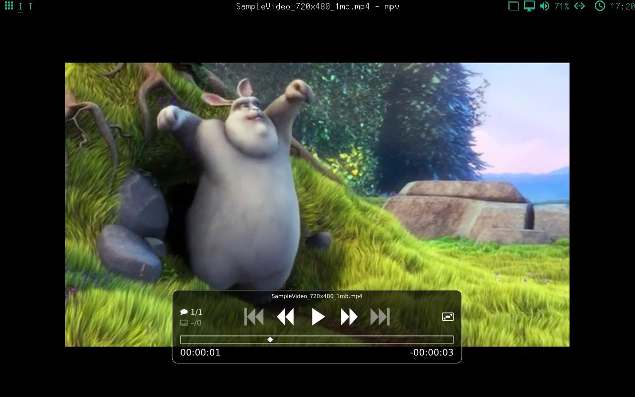 Manjaro bspwm 16 05 screenshots - DistroScreens