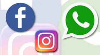 Facebook down, Instagram down, Whatsapp down 14 April 2019