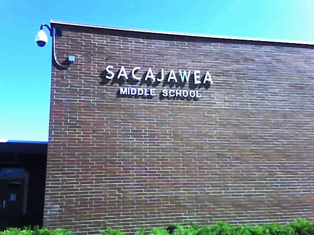 Arlington Barber Shop >> Vintage Spokane: Sacajawea Middle School