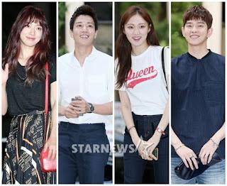 Park Shin Hye  Kim Rae Won  Lee Sung Kyung  Yoon Gyun Sang
