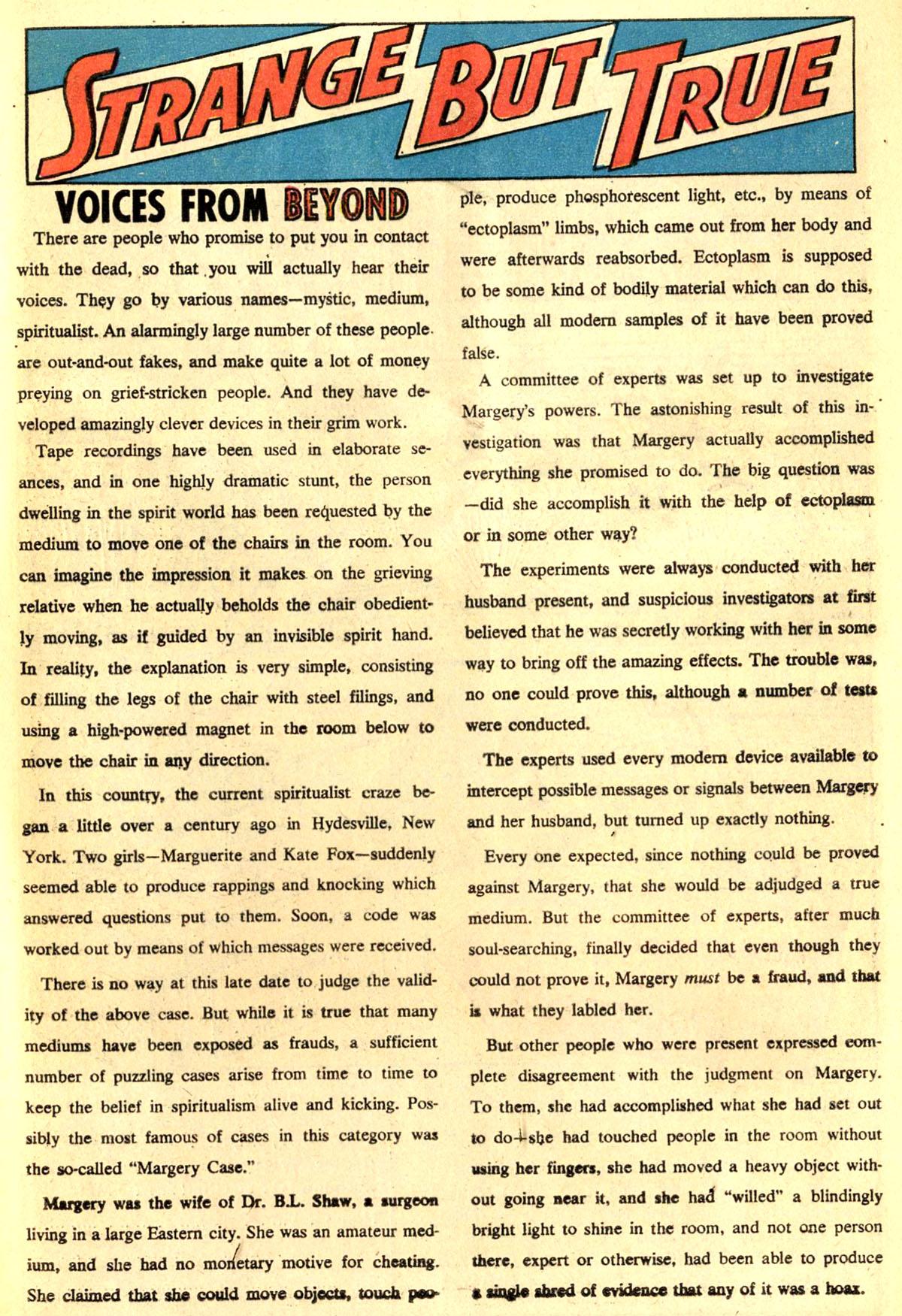 Strange Adventures (1950) issue 210 - Page 33