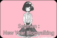 Segmen : New Year Blogwalking Januari by Sulyanie Ghazali
